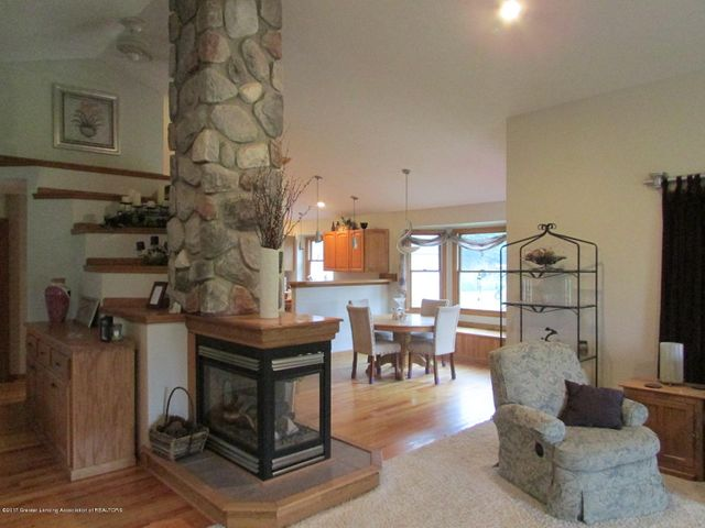 1043 N Onondaga Rd - 3 sided fireplace - 24