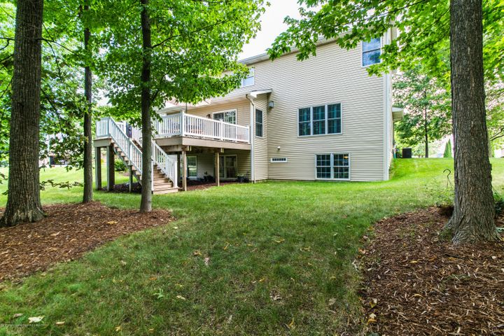 3262 Canopy Dr - Back - 3