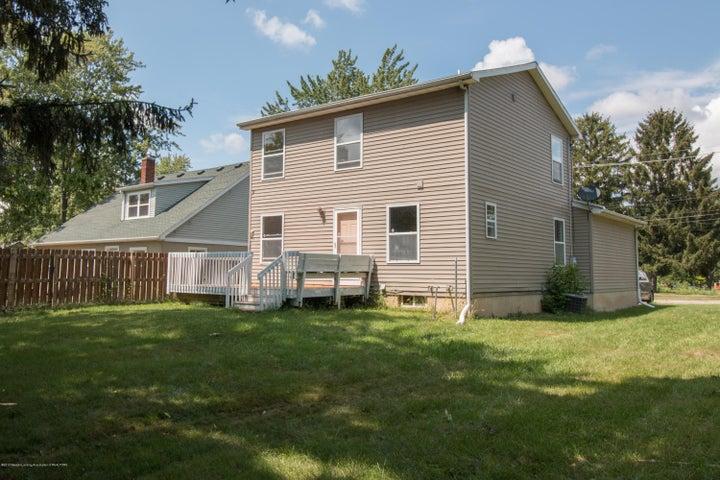 1317 W Kalamazoo St - Side of Home - 24