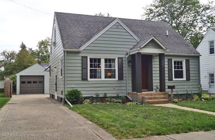 1401 Poxson Ave - 1 1/2 Story - 1