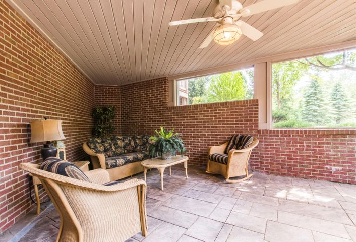 3593 Cabaret Trail - Covered Screened Porch - 56