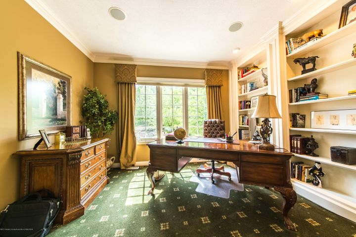 3593 Cabaret Trail - Library w/wall bookshelves - 25