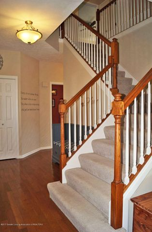408 Snapdragon Ln - Open Stairway - 16
