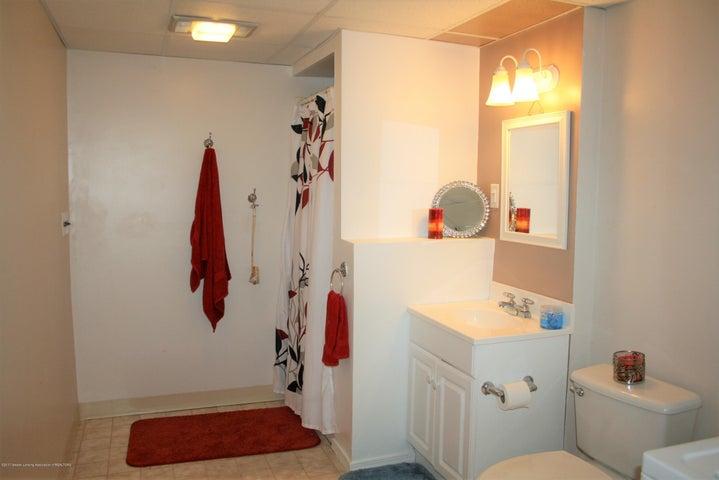 4112 Chickory Ln - Lower level bathroom - 20