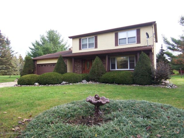 11475 Wood Rd - front of home - 1