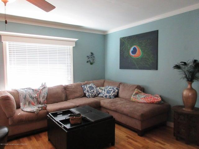 411 Lasalle Blvd - Living Room W/Ceiling Fan - 6