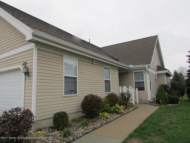 2415 N Aurelius Rd APT 29 - exterior front - 1
