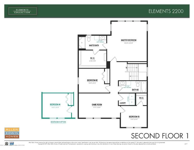 952 Pennine Ridge Way - Elements 2200 Second Floor 1 - 19