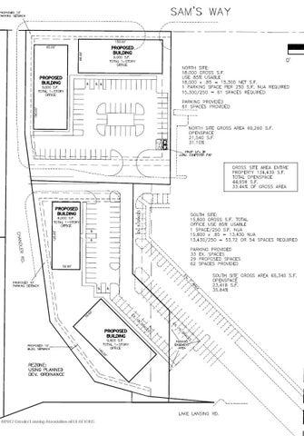 1475 Lake Lansing Rd - Site Plan - 4 Buildings - 1
