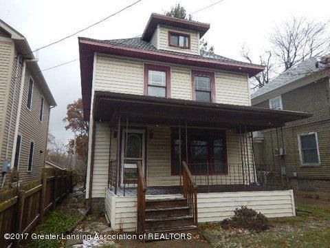 219 E Mt Hope Ave - FRONT - 1