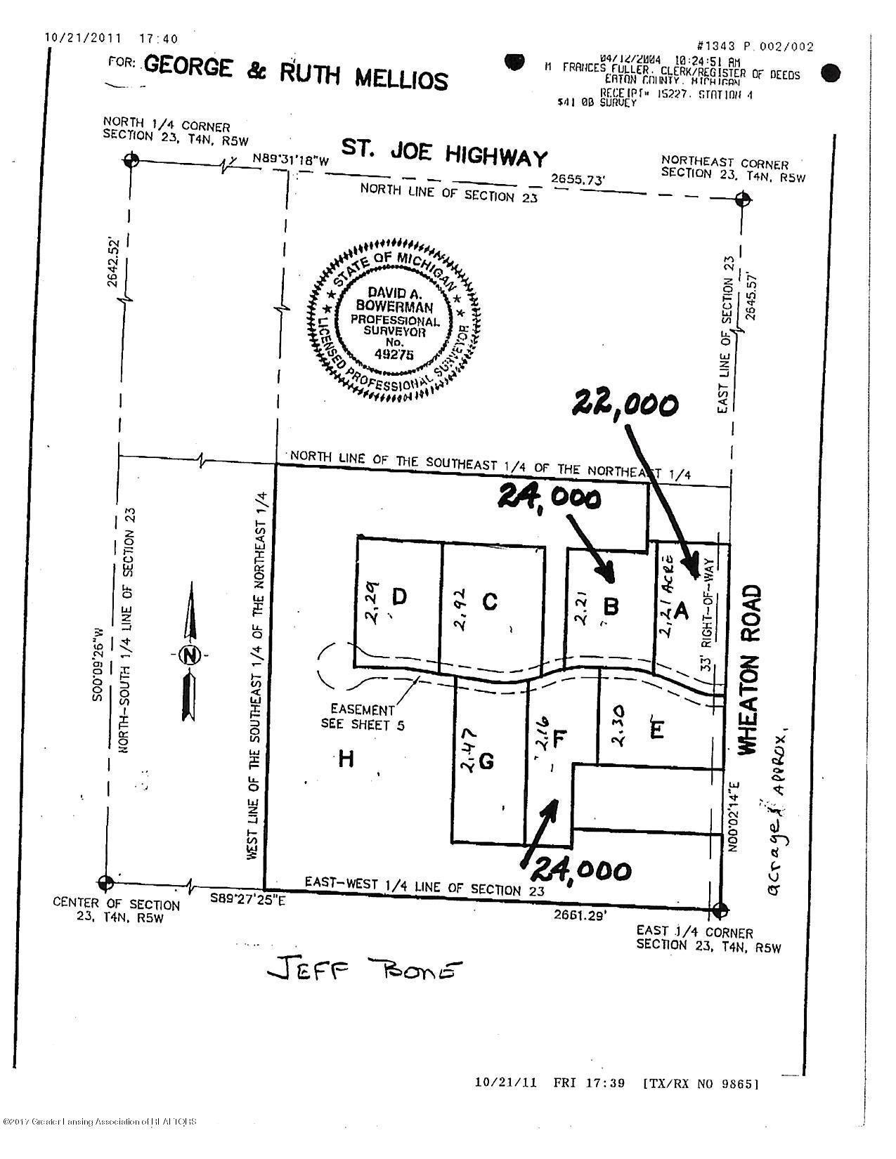 V L Stone Oak Lot B Lane, Grand Ledge, MI 48837