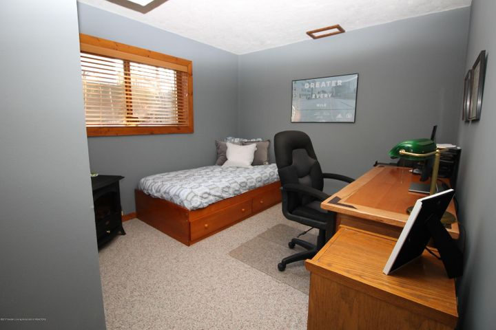 2339 Anchor Ct - 16.  Lower Level Office - 16