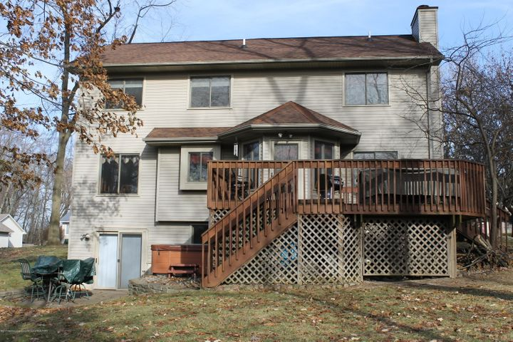 2339 Anchor Ct - 17.  Rear View - 17
