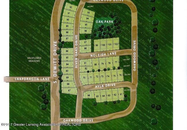 1132 River Oaks Drive, DeWitt, MI 48820