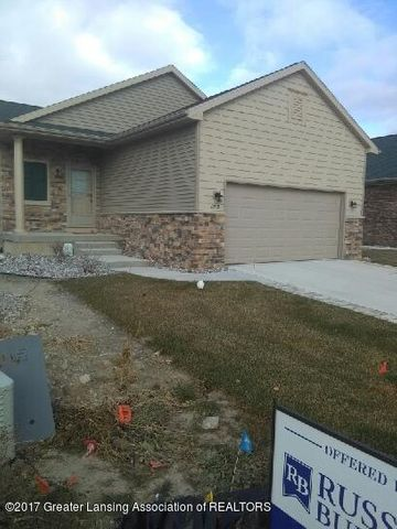3928 Sierra Heights 40 - Lot 40 front elevation - 1