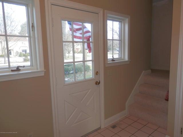1401 Dennison Rd - Service door/back stairway - 21