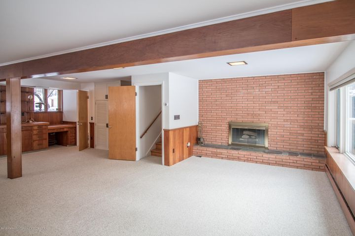 321 Loree Dr - Lower Level Family Room - 24