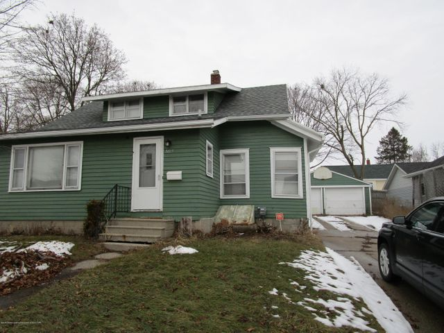 1419 E Saginaw St - Front of House - 1