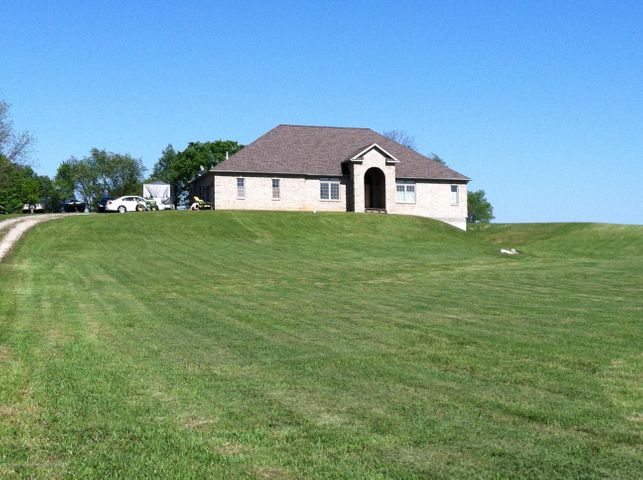 4227 Eaton River Trail - House Front View - 1
