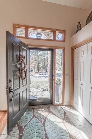 4372 Aztec Way - Entry Door and Foyer - 2