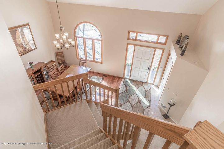 4372 Aztec Way - View 2 story foyer and formal Diningroom - 3