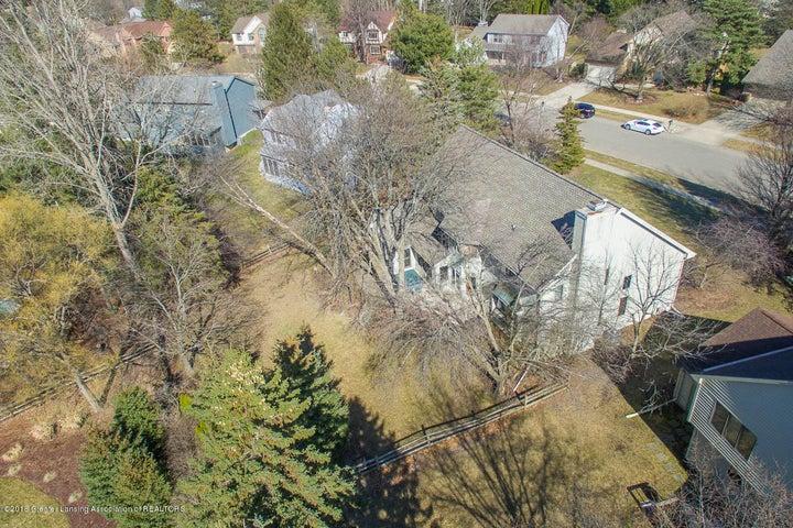 3925 Breckinridge Dr - Aerial View - 5