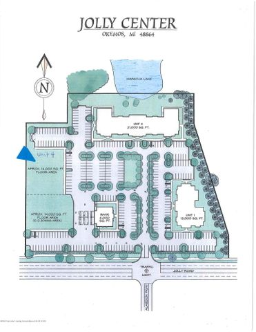 2136 Jolly Rd - Project layout see Unit 4 - 1