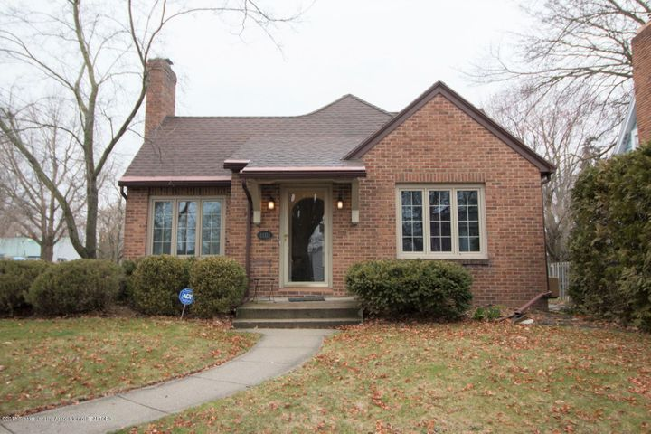 1101 Cleo St - Front - 1