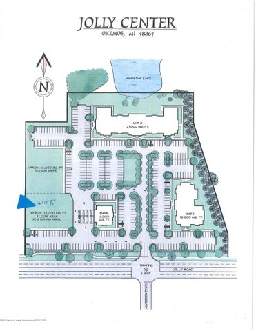 2020 Jolly Rd - Project layout - 1