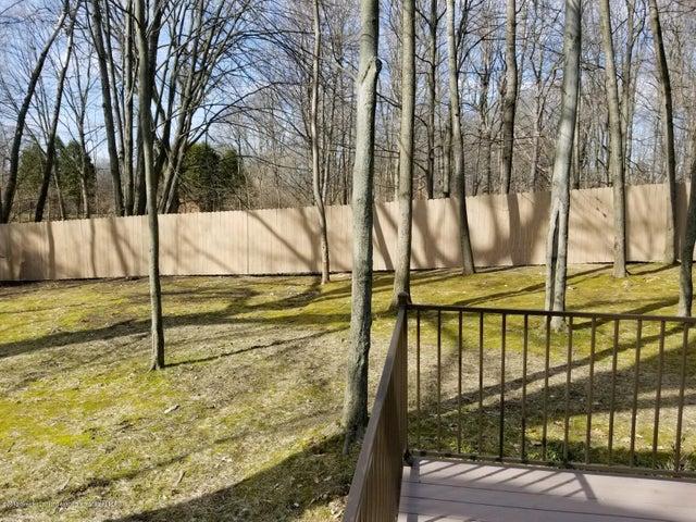 4372 Aztec Way - View backyard - 25