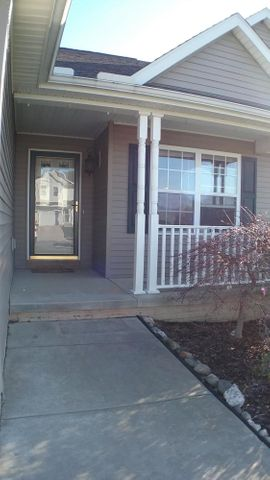 3418 Amber Oaks Dr - 3418 porch - 2