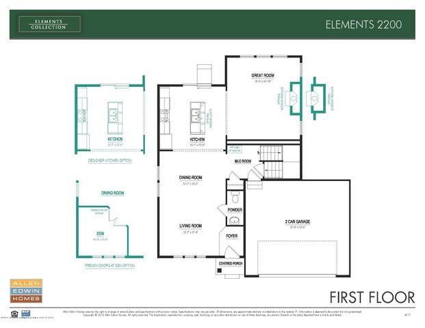 941 Bolton Farms Ln - Elements 2200 First Floor - 19