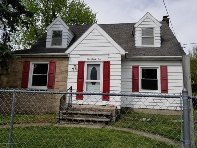 1021 Hapeman St - Front of Home - 1