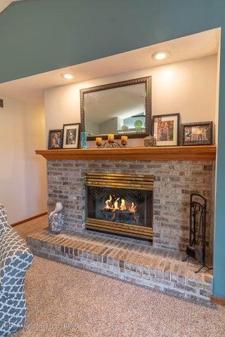 2425 Bush Gardens Ln - Great Room Fireplace - 10