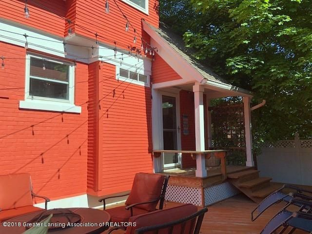 310 N Chestnut St - Deck/Patio - 24