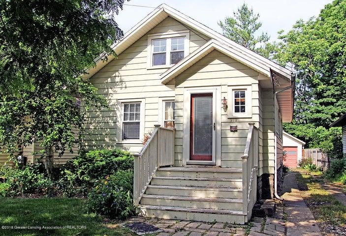 313 N Hayford Ave - 313 Hayford front elevation - 1