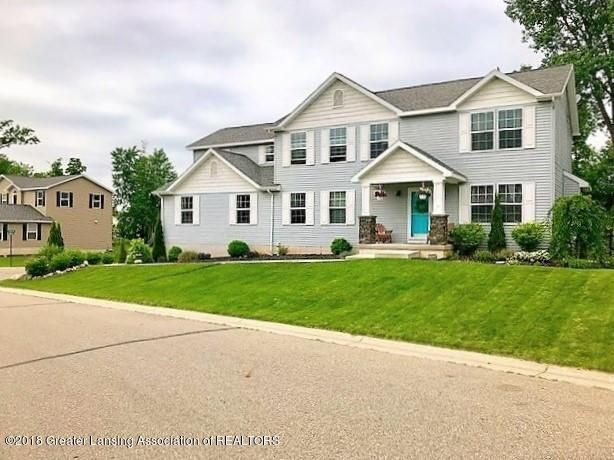 16511 Picardie Way - front of house - 1