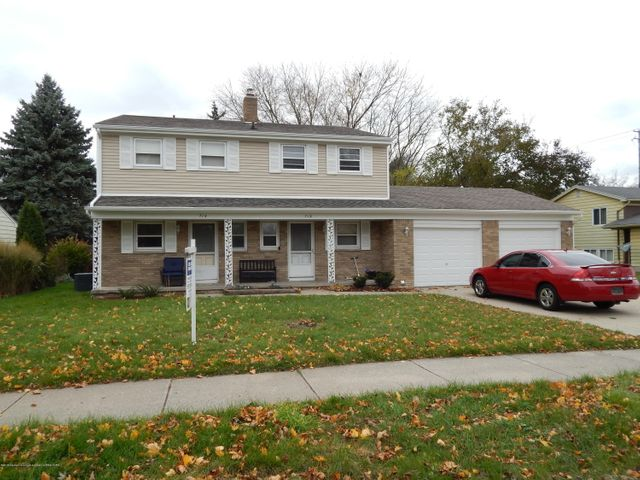 712-714 Meadowview Lane, Lansing, MI 48917