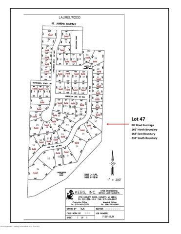 Lot 47 Doe Pass, Lansing, MI 48917