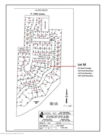 Lot 30 Doe Pass, Lansing, MI 48917