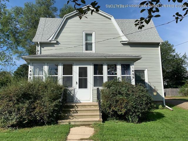 1404/1406 W Lansing Avenue, Jackson, MI 49202
