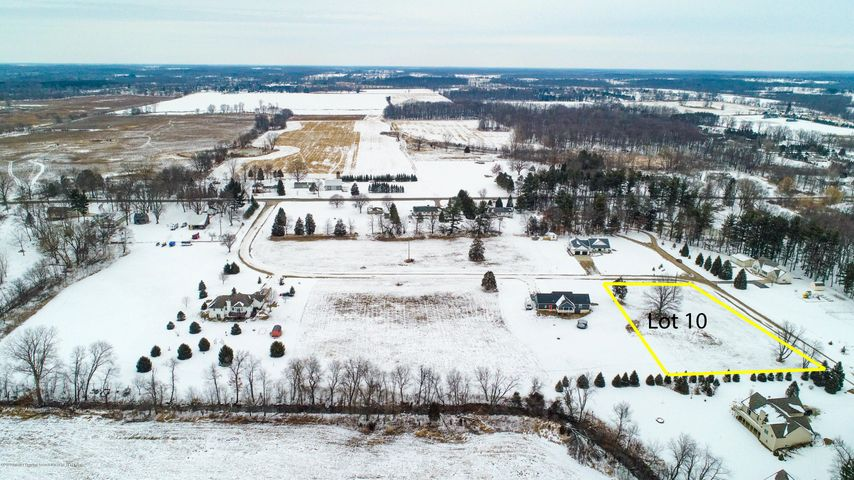 Lot 10 Lucas Lane, Stockbridge, MI 49285