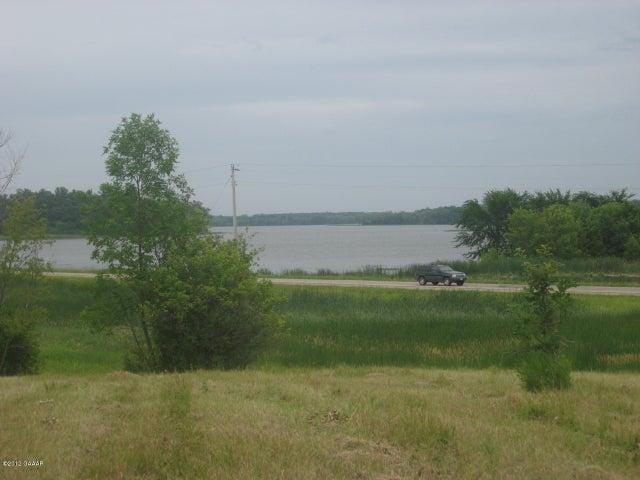 View of Oscar lake