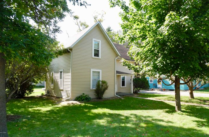 3 Bed 1 1/2 bath Spacious Home with detached garage.