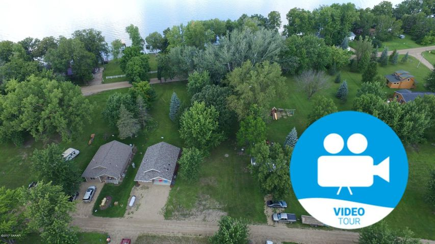 Located directly across the road from the Lake Lot and docks.