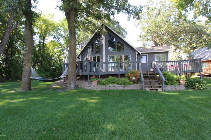3678 Little Ida Beach Road NW, Alexandria, MN 56308
