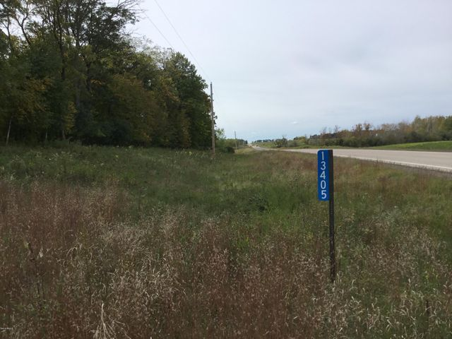 Address of former building site.Looking West on Co Rd 22