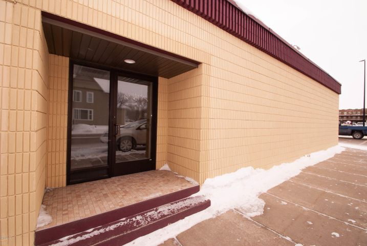 Professional office space now available. 4 offices, restroom, break room and workstations. Convenient location downtown,