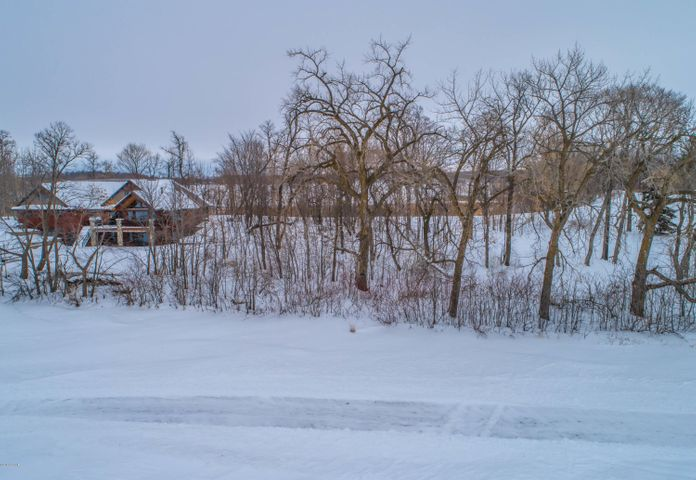 Here is a great opportunity to have a low elevation lake lot on pristine lake Ida!