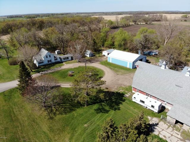 10 Acres Farmstead just West of Parkers Prairie